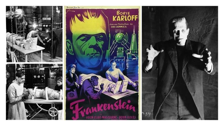 Frankenstein, Universal Pictures 1931